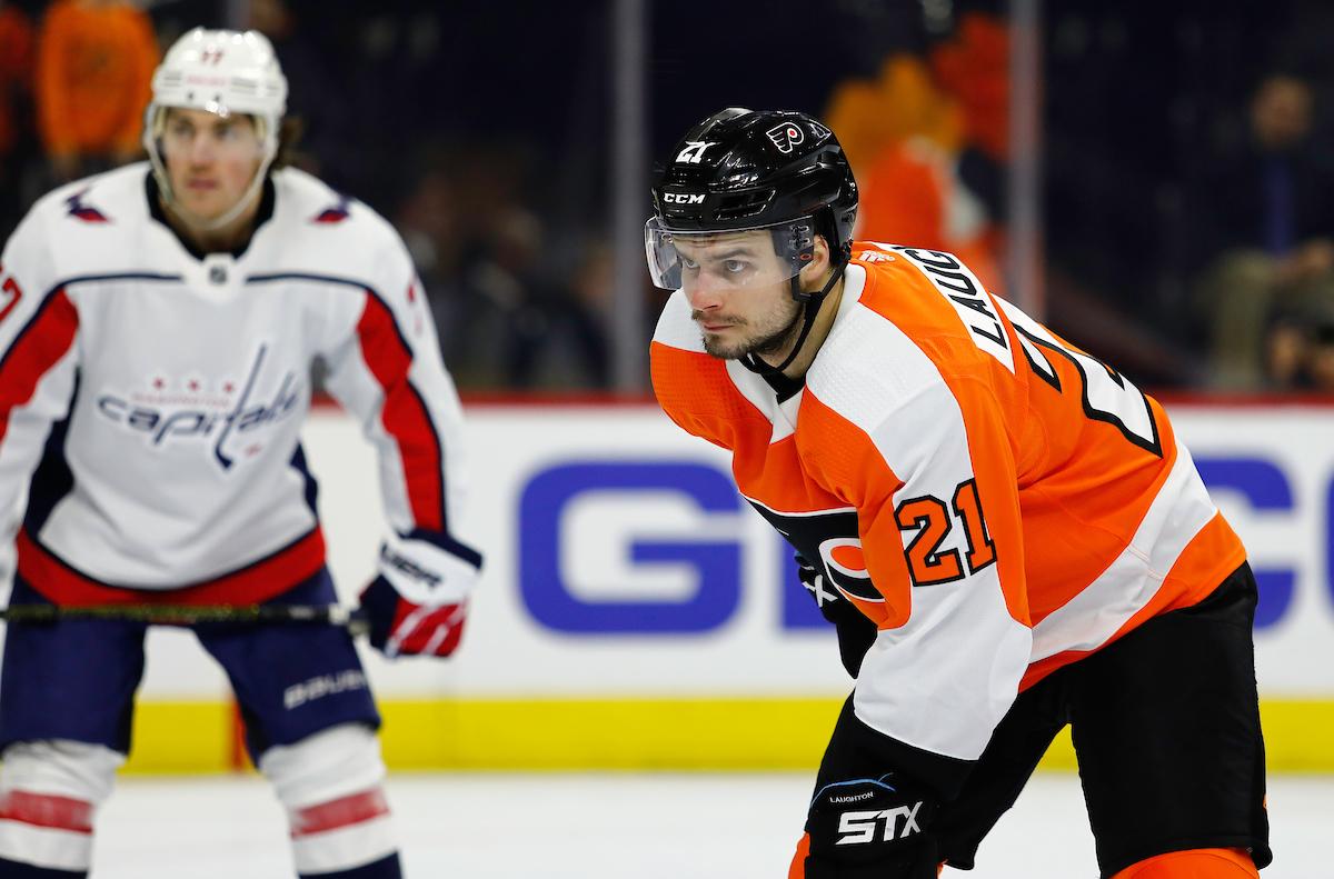 Flyers Capitals
