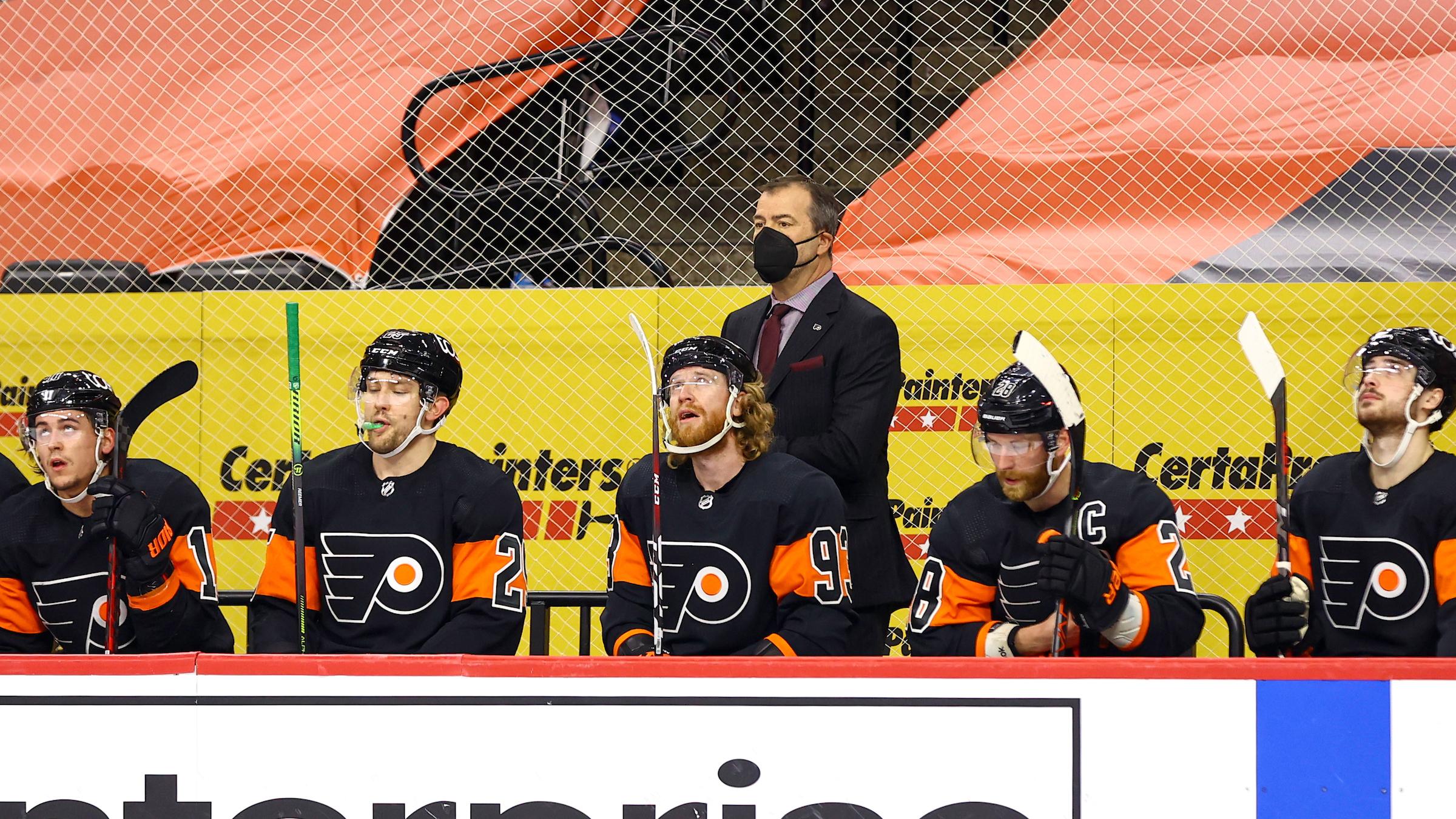Flyers Expansion Draft Jakub Voracek James van Riemsdyk Shayne Gostisbehere